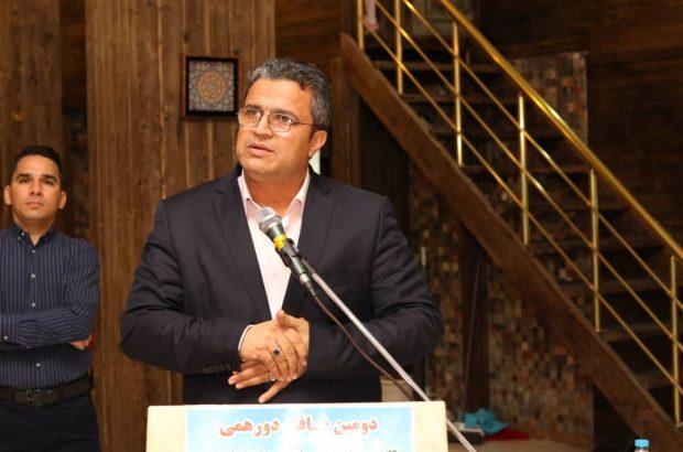 دومین گردهمایی کانون مدیران و متخصصان صنعت نفت استان بوشهر در شهر جم برگزار گردید.