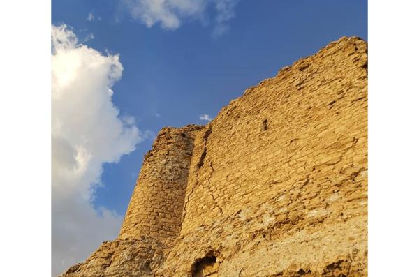 گزارش تصویری از قلعه دختر بندرلاور