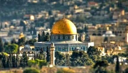 با قدس و مردم فلسطین در با فضیلت ترین ماه سال