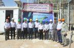 افتتاح پروژه محیط زیستی پایش لحظه ای گازهای خروجی دود کش های شرکت پتروشیمی خارک در هفته محیط زیست
