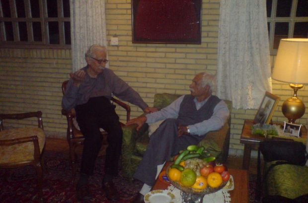 من و آقای شریفیان