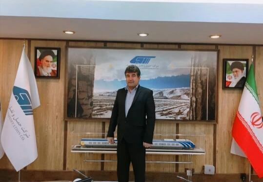 سکان مدیریت برنامه و بودجه بزرگ ترین شرکت ریلی کشور به یک بوشهری رسید+سوابق