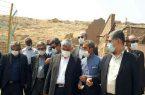 حضور اعضای کمیسیون انرژی مجلس در شهر مسجد سلیمان