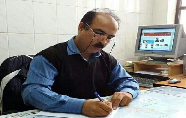 فوت سید محمد حسین محمدی