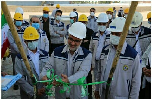 پایانه پیر ایران در حال بازسازی!