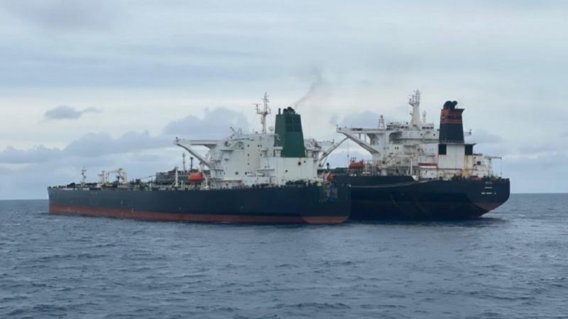 توقیف یک نفتکش ایرانی توسط اندونزی