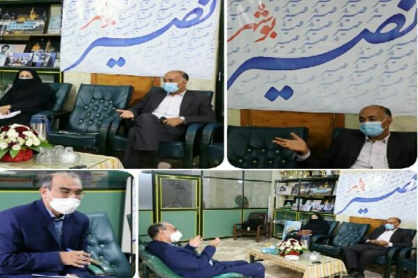 با افتتاح پروژههای آبشیرینکن در دست اجرا، نسبت وابستگی استان بوشهر به دیگر استانها از ۹۰ درصد به ۶۰ درصد کاهش مییابد