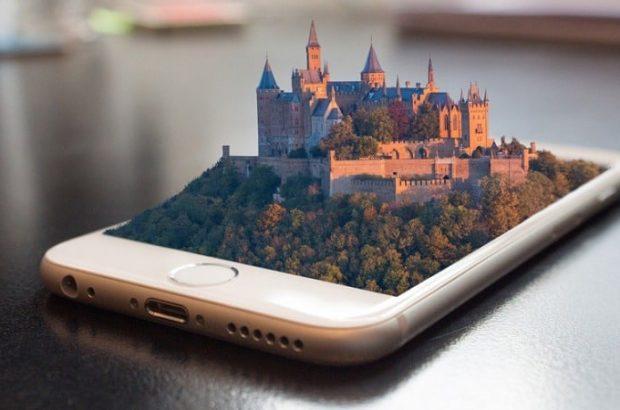 اپل در حال آزمایش حالت ۳D برای آیفون و آیپد های جدید خود است