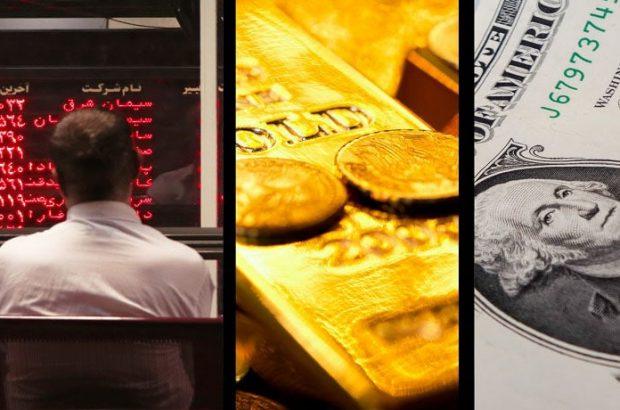 دلار همچنان در مسیر صعودی، قیمت امروز طلا، سکه و دلار