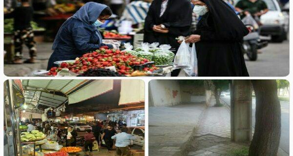 وضعیت پیاده روها در سطح شهر بوشهر، داستان تکراری رعایت نکردن حقوق شهروندی!