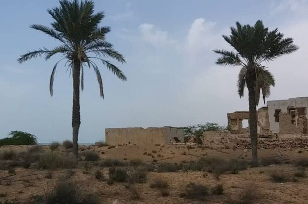 گمرک قدیم بندر محمد عامری