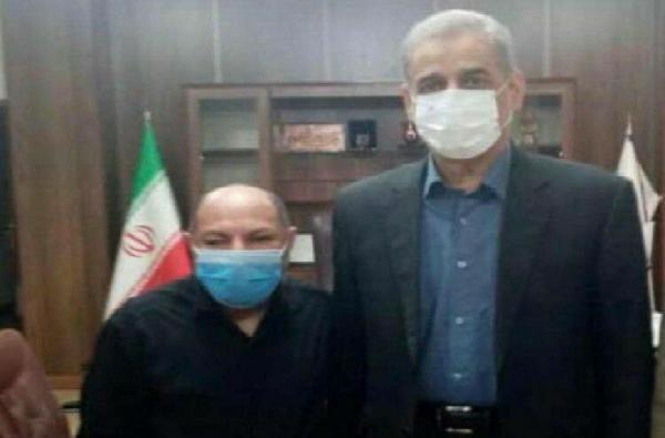 در اقدامی عجیب استاندار خوزستان در اولین هفته کاری خود با یک اینستاگرامر دیدار کرد!