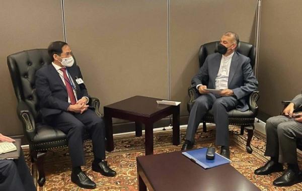 پیشنهاد وزیر خارجه ایران به همتای ویتنامیاش: آمادهایم به کشورتان واکسن کرونای ایرانی صادر کنیم