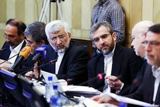 دست راست جلیلی مذاکرهکننده ارشد هستهای شد؛ علی باقریکنی به جای عباس عراقچی