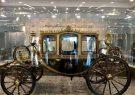 افتتاح نمایشگاه خودرو/ از کالسکه ناصرالدین شاه تا رولزرویس احمد شاه