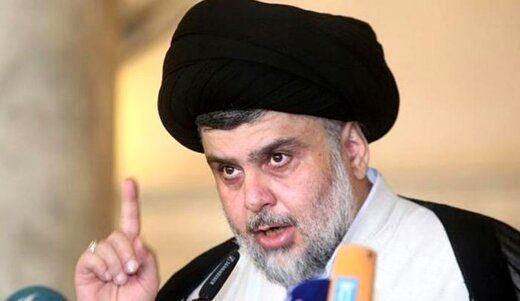 سخنان سید مقتدی صدر پس از اعلام نتایج انتخابات